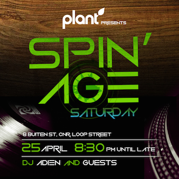 Spin'Age Event