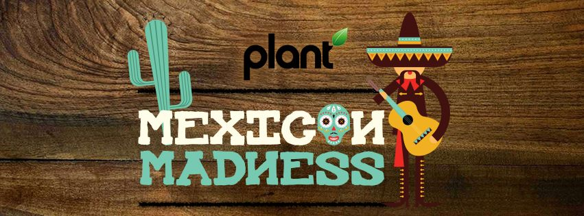 Mexican Madness Plant Restaurant
